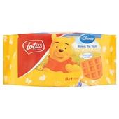 Lotus mini vanillewafel Disney Winnie the Pooh voorkant
