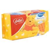 Lotus mini vanillewafel Disney Winnie the Pooh achterkant