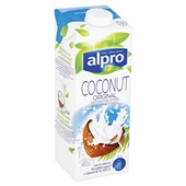 Alpro Drink Rice Coconut achterkant