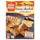 Koopmans cake specials banaan-chocolade voorkant