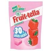 Fruittella Snoep strawberry voorkant