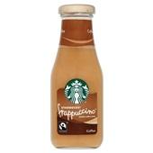 Starbucks frappuccino coffee voorkant