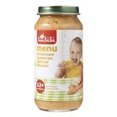 Bonbébé Baby/Peuter maaltijd menu  Gemengde groenten met kip en rijst voorkant