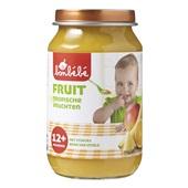Bonbébé Baby/peuter fruithapje Tropische Vruchten voorkant