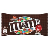 M&M'S chocolate  voorkant