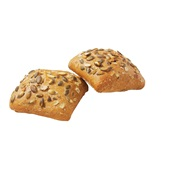 pompoen broodje  achterkant