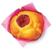 Ambachtelijke Bakker ambachtelijke muffin framboos voorkant