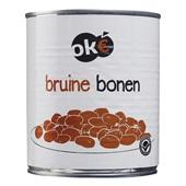 Oke Bruine Bonen voorkant