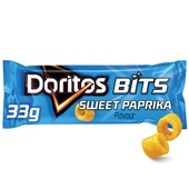 Doritos Bits sweet paprika voorkant