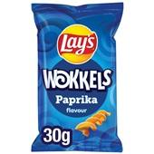 Lay's Chips Wokkels Paprika voorkant