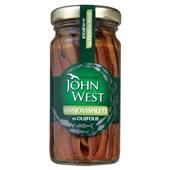 John West ansjovisfilets in olijfolie voorkant