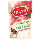 Duyvis ongezouten noten- en fruitmix voorkant