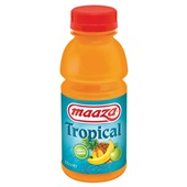 Maaza tropical drink achterkant