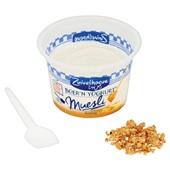 Zuivelhoeve boer'n yoghurt muesli honing achterkant