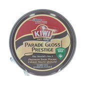 Kiwi Schoencrème bruin voorkant
