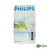 Philips LED kogellamp E27/6W (40W) voorkant