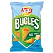 Lay's bugles nacho cheese voorkant