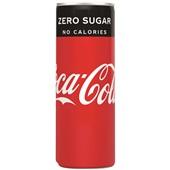 Coca Cola Zero voorkant