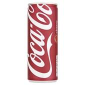 Coca Cola Cherry voorkant