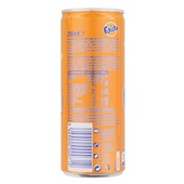 Fanta Orange achterkant