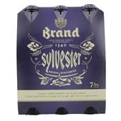 Brand Sylvester Fles 6X30Cl voorkant