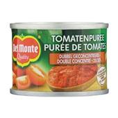 Delmonte tomatenpuree voorkant