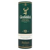 Glenfiddich single malt 12 years voorkant
