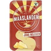 Maaslander kaasplakken jong belegen 50+ voorkant