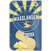 Maaslander kaasplakken belegen 50+ voorkant