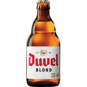 Duvel bier voorkant