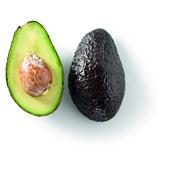 avocado's voorkant
