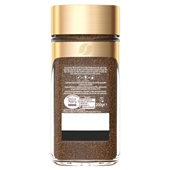 Nescafé Gold oploskoffie cafeïne vrij achterkant