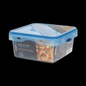 Sorbo lunchbox met bestekset voorkant