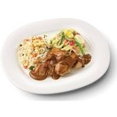Culivers (6) kip met satésaus, sajour lodeh en nasi goreng gluten- en lactosevrij voorkant
