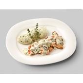 Culivers (8) boeren kippenragout, aardappelpuree met tuinkruiden gluten- en lactosevrij voorkant