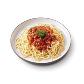 Culivers (84) spaghetti bolognese zoutarm voorkant