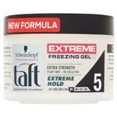 Taft extreme haarstyling freezing gel voorkant