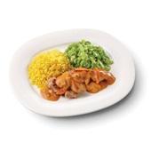 Culivers (35) kip stroganoff met snijbonen en gele rijst voorkant