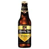 Hertog Jan bier Weizener achterkant
