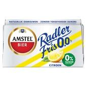 Amstel fris radler 0.0 voorkant