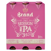 Brand Session IPA 6x30cl voorkant