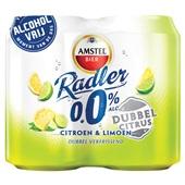 Amstel 0.0 radler dubbel citrus voorkant