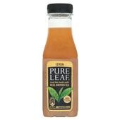 Pure Leaf lemon voorkant