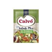 Calvé salademix ui peterselie voorkant