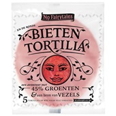 No fairytales bieten tortillas voorkant