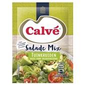Calvé salademix tuinkruiden voorkant