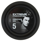 Taft extreme haarstyling freezing gel achterkant