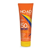 No-Ad zonnebrand lotion sport factor 50 voorkant