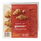 Gwoon mini croissants  voorkant