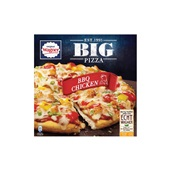 Wagner Big Pizza Pizza BBQ Chicken voorkant